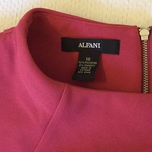 2e4913b225683f Alfani Tops - Alfani sleeveless top in Rose color sz 18 NWT